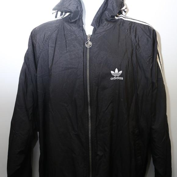 Rezumar mitología mostrador  adidas Jackets & Coats | 9s Vintage Adidas Reversible Jacket | Poshmark